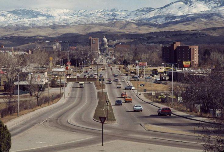 Boise Idaho 1975