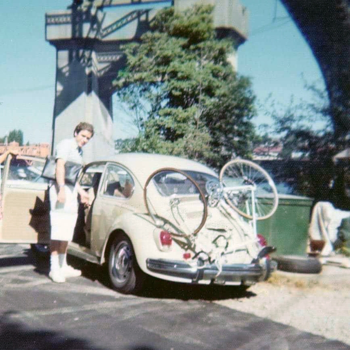 Ted Bundy VW 1974 moving
