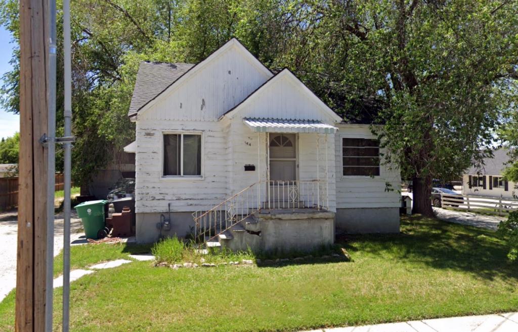 Walsh home Murray DaRonch Bundy