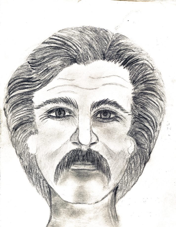 Ted Bundy composite sketch DaRonch Kent Utah