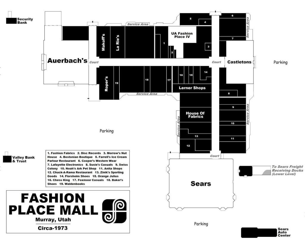 Fashion Place Mall Salt Lake City Utah Carol DaRonch Ted Bundy