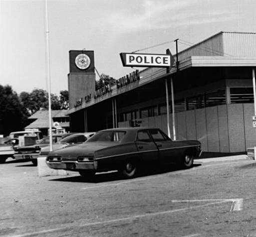 Murray Police 1967 Salt Lake City Utah Carol DaRonch Ted Bundy