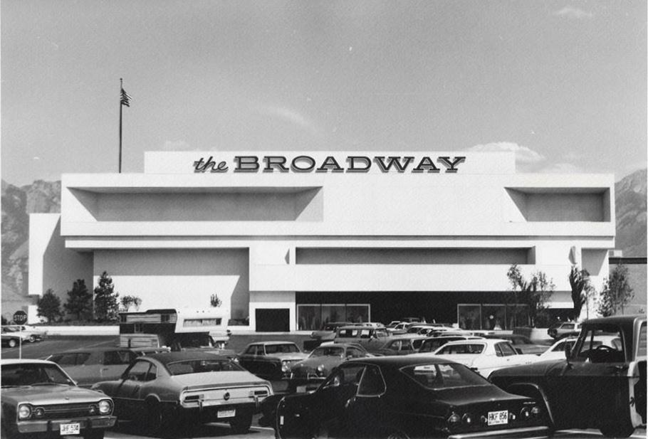 Fashion Place Mall Salt Lake City Utah Carol DaRonch Ted Bundy Broadway