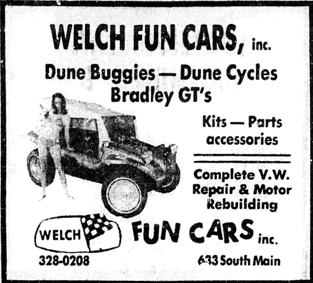 Bundy Welch Fun Cars Utah