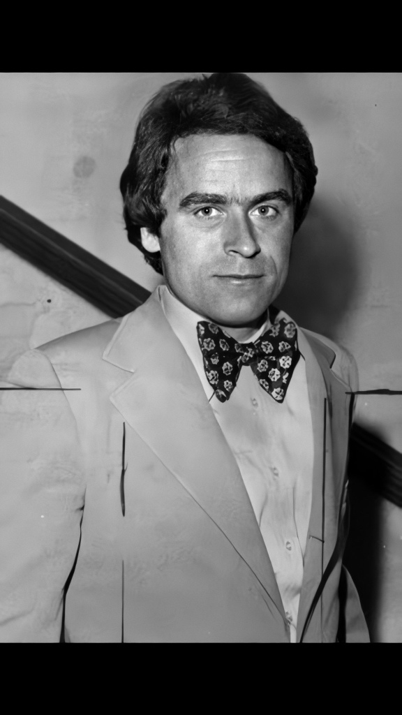 Ted Bundy Carol DaRonch trial bowtie Salt Lake City Utah