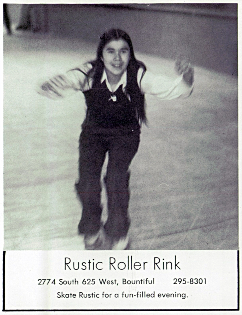 Rustic Roller Rink Debi Debra Kent Ted Bundy missing Bountiful Utah