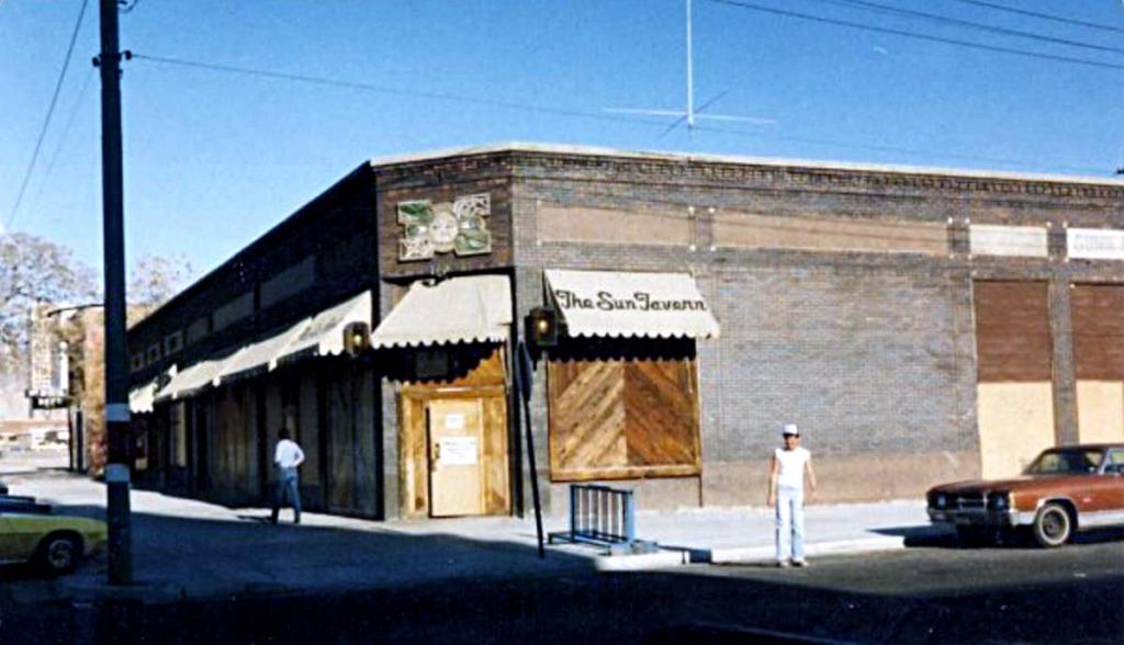The Sun Tavern Ted Bundy Salt Lake City Utah