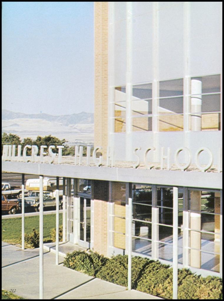 Hillcrest High School Utah Melissa Smith