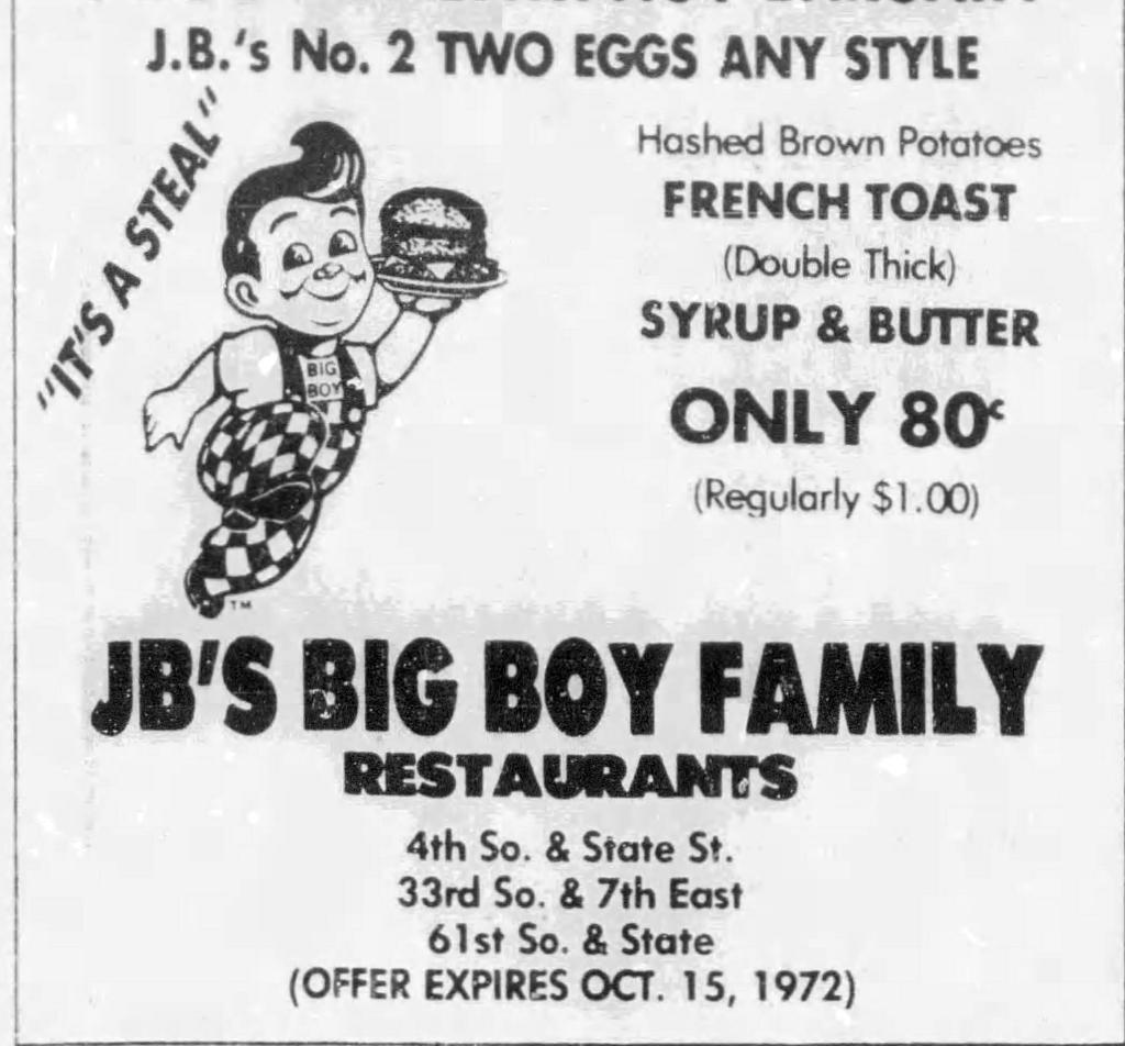 Ted Bundy Melissa Smith J.B.'s restaurant
